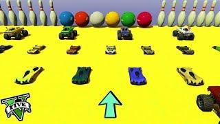 GTA 5 ONLINE 🐷 BOWLING MEGA RAMPA !!! 🐷 LTS 🐷N*312🐷 GTA 5 ITA 🐷 DAJE !!!!!!!S