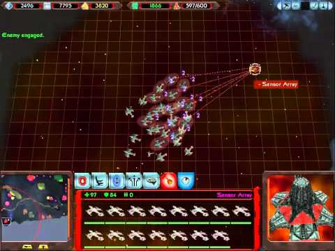 Let's Play Star Trek Armada 2 - Mission 19 - To Cardassia And Victory