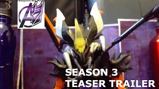 Transformers Prime Legacy [SEASON 3 TEASER TRAILER] Stop Motion