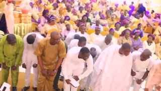Yoruba Traditional Wedding - Mope & Niyi 2015