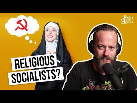 Are Monasteries Socialist? w/ Trent Horn