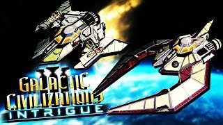 Ship Destruction and Galaxy Domination! - Galactic Civilizations 3: Intrigue Gameplay