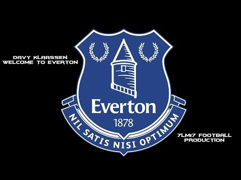 Davy Klaassen- Welcome To Everton