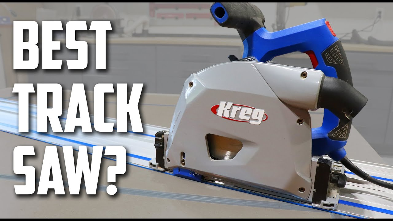 Kreg Track Saw Review - Worth it?