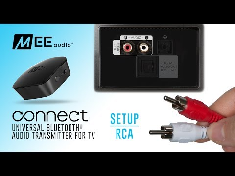 mee-audio-connect-bluetooth-audio-transmitter-for-tv-|-using-rca