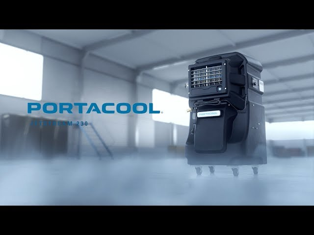 Portacool Jetstream 230 Overview