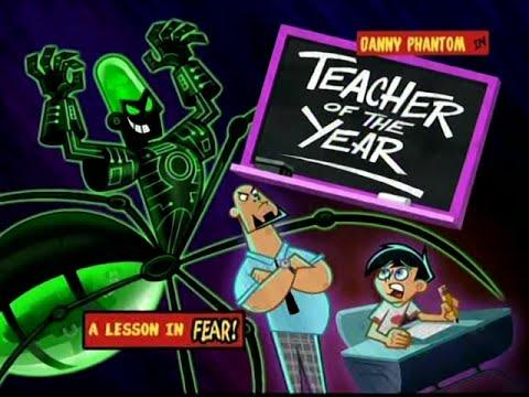 Danny Phantom Reviews S1 Teacher Of The Year YouTube