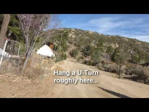 Pathfinder Ranch Course for Beyond Limit's 50k Ultra