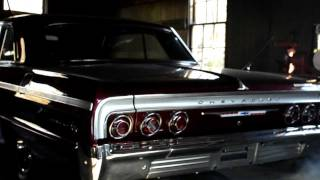 1964 Impala ss with 572 big block
