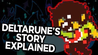 The story of Deltarune is 100% connected to Undertale and I'm going...