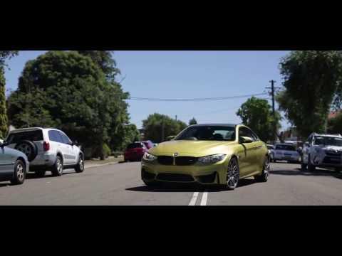 BMW M4 Mods with Vorsteiner wheels & Aero parts, Akrapovic Evo exhaust and M performance parts