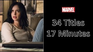 Everything Before Avengers: Infinity War - Marvel Cinematic Universe Summary (Movies + TV Shows)