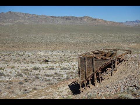 Nevada's Abandoned Hughes Mine