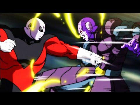 Jiren Vs Hit In The Tournament Of Power Dragon Ball Super Discussion