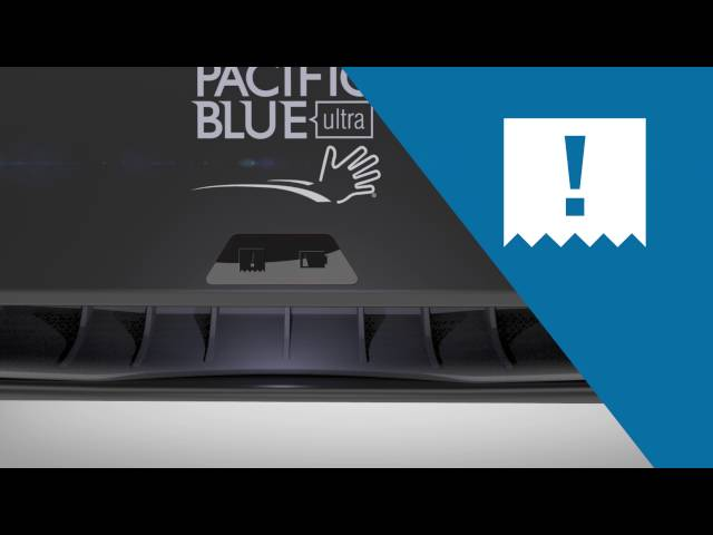 (SPANISH) Pacific Blue Ultra™ Automated Towel Dispenser- Operation