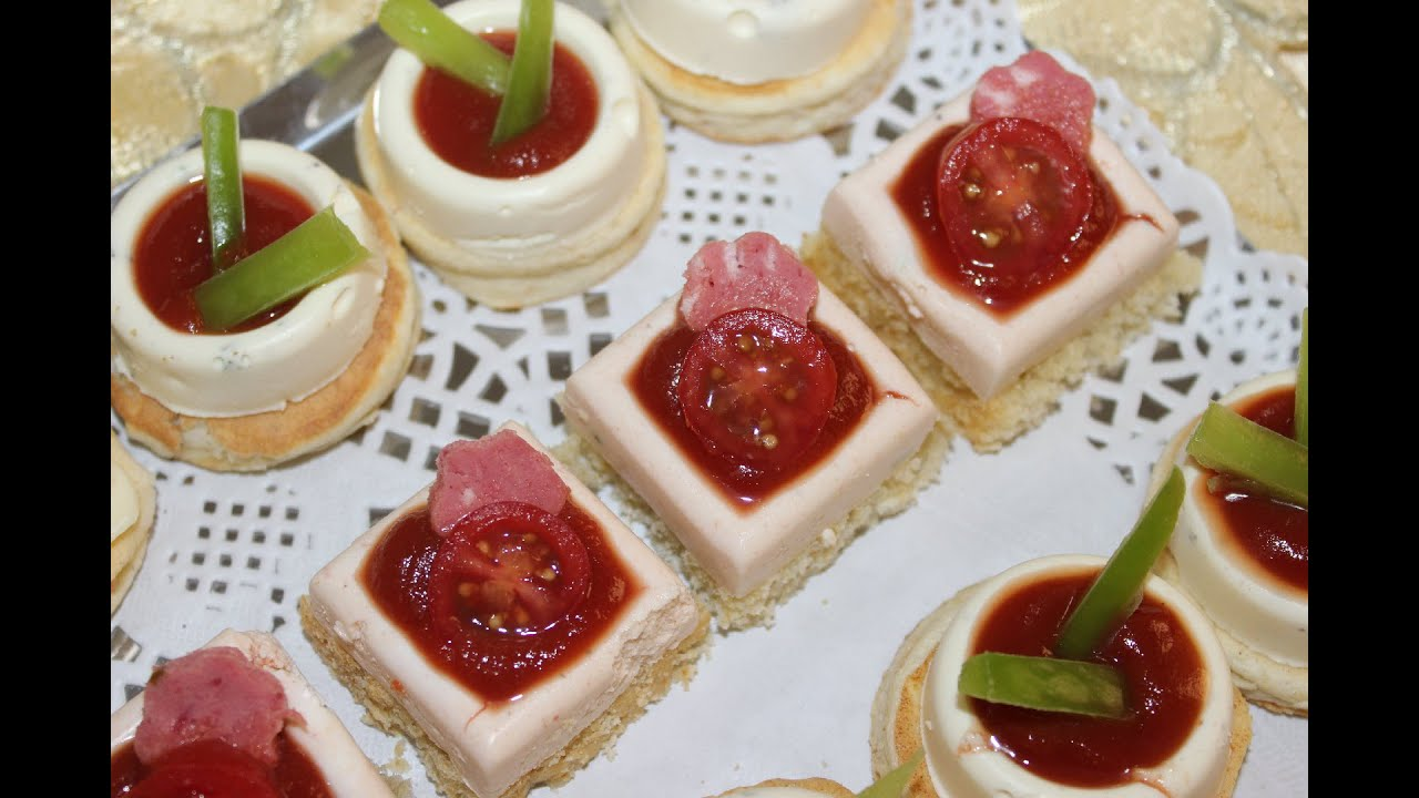 Canap s au fromage for Canape au fromage
