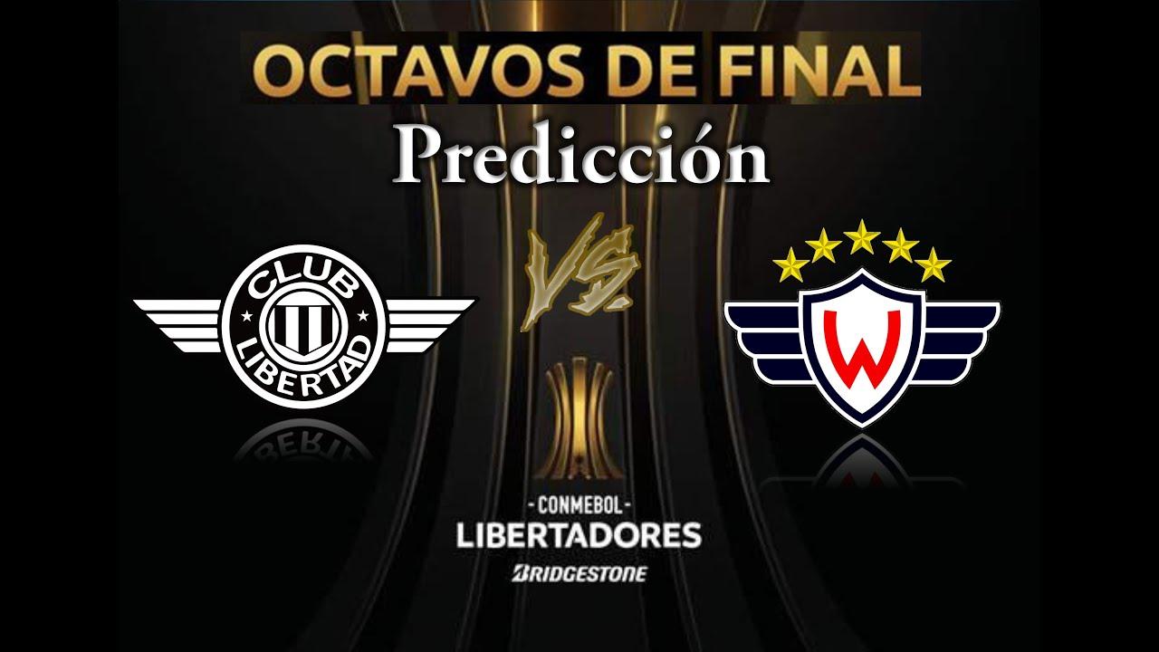 Predicción Libertad Vs. Wilsterman. Copa Libertadores 2020