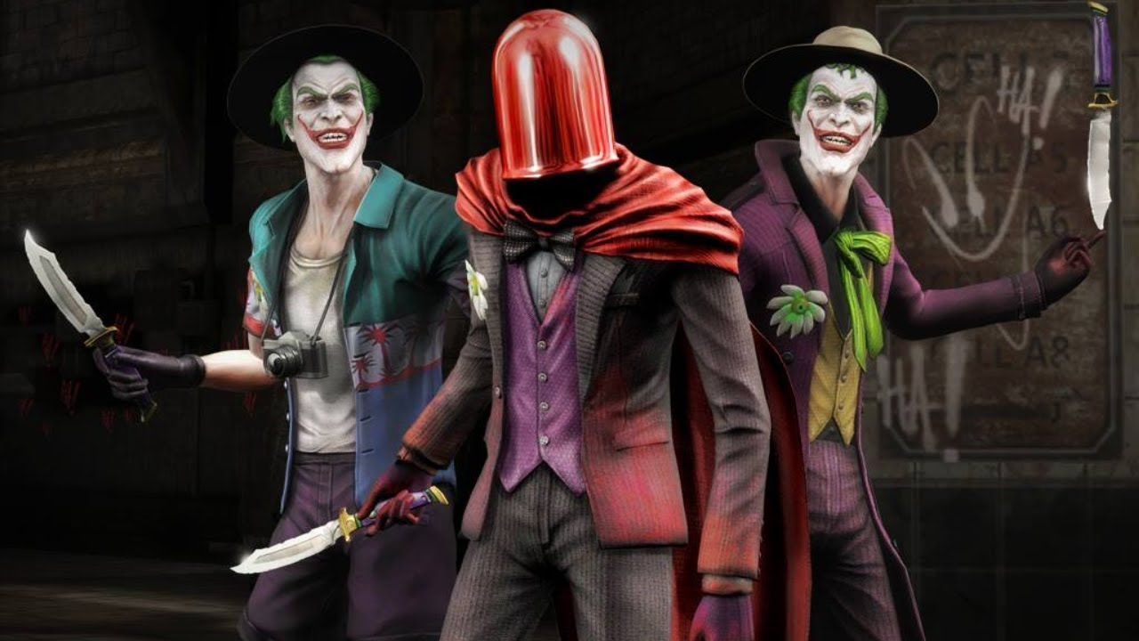 how to get suicide squad joker in injustice