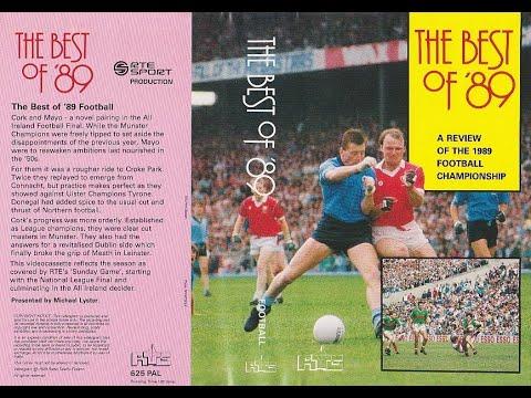 GAA Football....The Best Of 1989