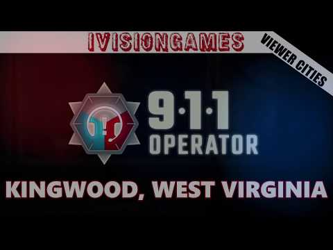 911 Operator -  Viewer Cities - Kingwood, West Virginia - We Need Batman