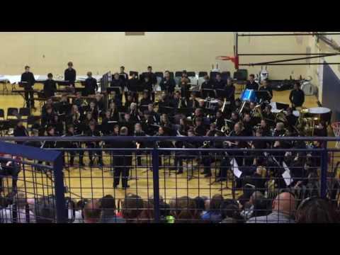Eastmont Junior High School Band Eternal Peaks by: Robert W. Smith