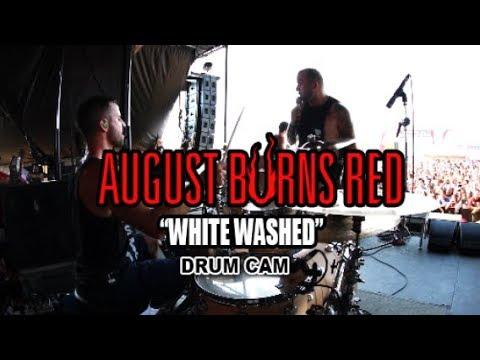 Matt Greiner | White Washed | August Burns Red | Drum Cam (LIVE)