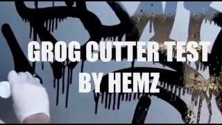 GROG CUTTER 15 XFP