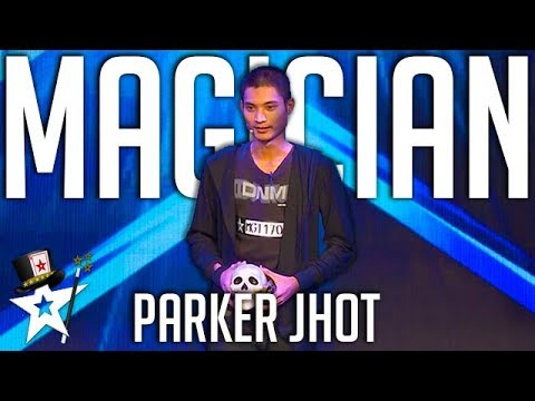 Dark Magic Appears on Myanmar's Got Talent | Magicians Got Talent