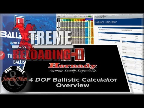 Exterior Ballistics for the RUGER PRECISION RIFLE: Extreme Reloading (Ep. 08)