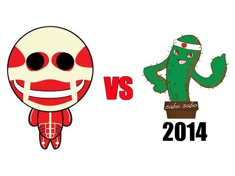 Attack On Saboten Con 2014