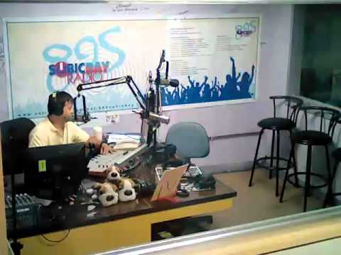 My recording for Subic Bay Radio - on the air!