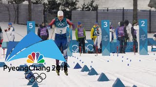 USA's cross-country skier Erik Bjornsen has new focus at his second Olympics