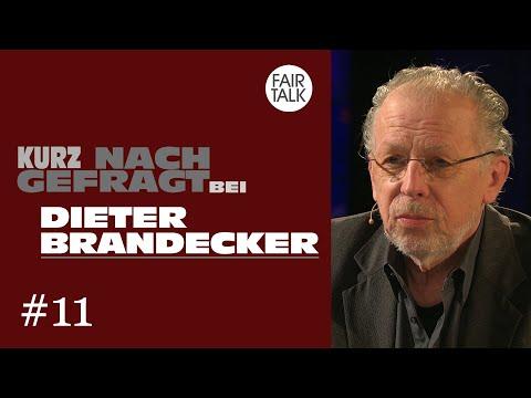 Kurz nachgefragt bei Dieter Brandecker