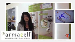 Armacell novedades en sistemas de aislamiento térmico y acústico Feria C&R 2019