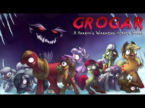 Grogar: A Hearth's Warming Horror Story - Ch1 (grimdark/Christmas/romance - WITH CUSTOM ARTWORK)