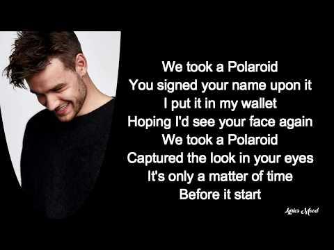 Jonas Blue, Liam Payne, Lennon Stella - Polaroid lyrics