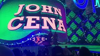 John Cena's WrestleMania 34 Entrance