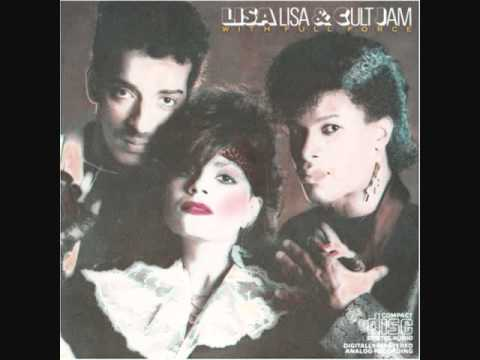 LISA LISA & CULT JAM I WONDER IF I TAKE YOU HOME