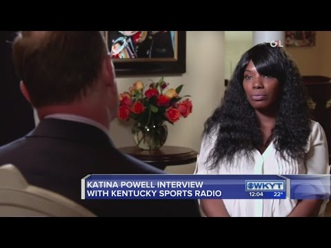 Katina Powell does interview on KSR