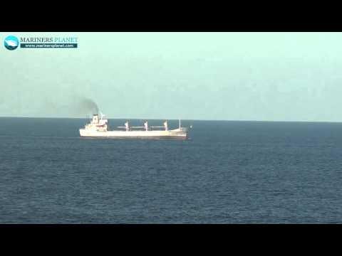 MERCHNT NAVY CARGO SHIP VIDEO
