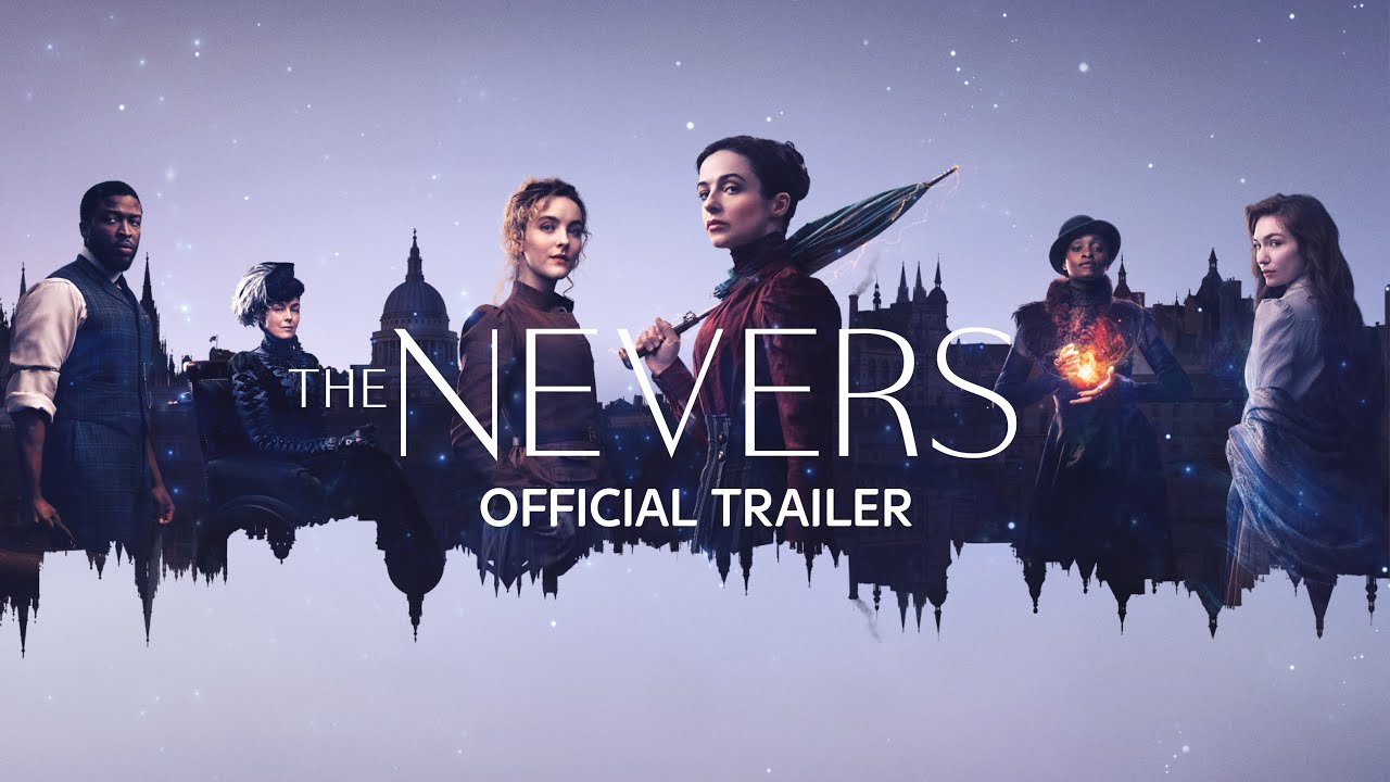 THE NEVERS: SKY RELEASE FIRST TRAILER AND CONFIRM RELEASE DATE