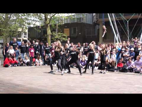 Portsmouth Street Games - May 31st 2014