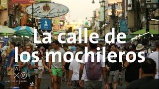 La infame calle de los mochileros | Tailandia #10