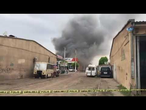 Iğdır'da Sanayi Sitesinde Patlama: 1 Ölü, 6 Yaralı