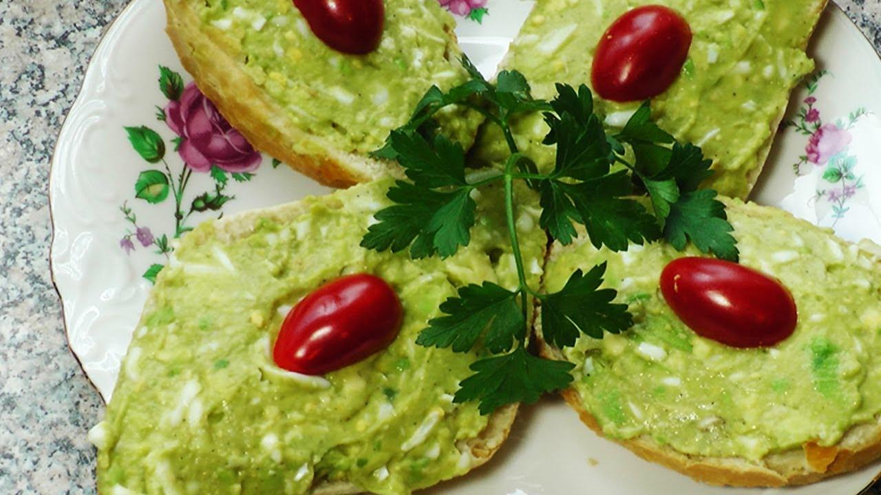 салат из авокадо рецепты с фото