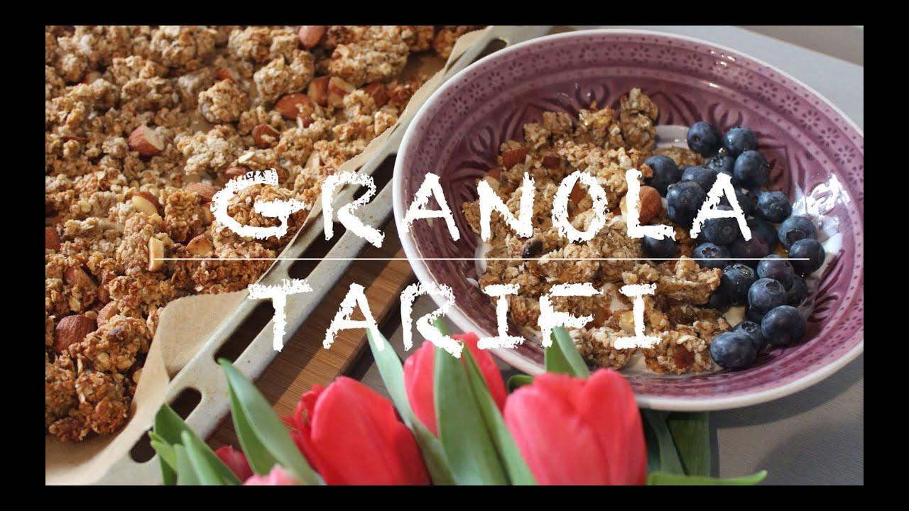 Granola Tarifi