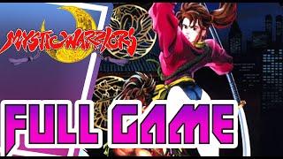 Mystic Warriors - 1993 - Walkthrough  Gameplay - Arcade - Yuri - Full Game
