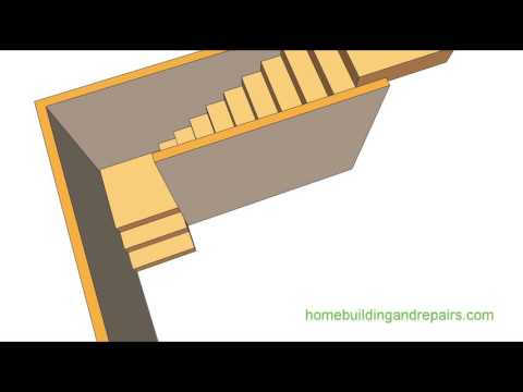 How To Redesign Angled Landing Steps And Steep Stairway For Safety