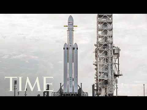 Watch Elon Musk's Falcon Heavy Launch For First Test Flight From Kennedy Space Center | TIME