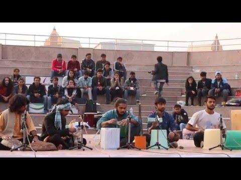 Junk Music Performance By Vritaant- Converge 2015